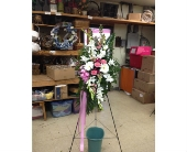 Standing Spray in Houston TX, Azar Florist
