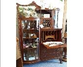 Antique Secretary - SOLD in Grand Rapids MN, Shaw Florists