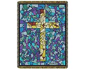 Stained Glass Cross in Kennesaw GA, Kennesaw Florist