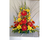Summer Splendor in Crafton PA, Sisters Floral Designs