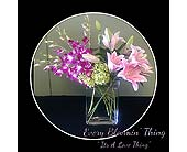 It's A Love Thing in Cary NC, Every Bloomin Thing Weddings & Events Inc