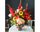 Custom Arrangement in Katy TX, Kay-Tee Florist on Mason Road