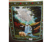 Psalm 23 Wall Hanging in Johnstown PA, Schrader's Florist & Greenhouse, Inc