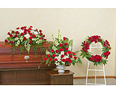 Enduring Strength Trio in Bradenton FL, Florist of Lakewood Ranch