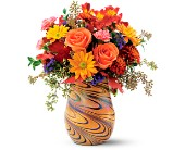 Teleflora's Fall Opalescence Bouquet in Edgewater, Maryland, Blooms Florist