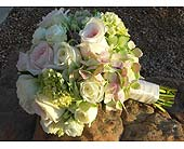 Wedding in Weatherford TX, Remembrance Flower Shop