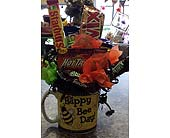 Happy BEE Day Candy Mug in Ammon ID, Petal Passion