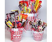 Movie Time Candy Bouquet in Ammon ID, Petal Passion