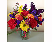 Colorful Beauty in Smyrna GA, Floral Creations Florist
