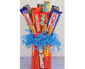 Candy Bouquet in Ammon ID, Petal Passion