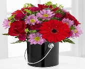 The FTD� Color Your Day with Intrigue� Bouquet in Isanti MN, Elaine's Flowers & Gifts
