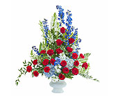 Honor Large Urn in Bradenton FL, Florist of Lakewood Ranch