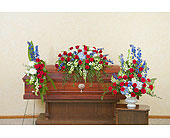 Honor Trio in Bradenton FL, Florist of Lakewood Ranch