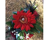 Gerbera Daisy and Sweetheart Roses in Ammon ID, Petal Passion
