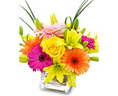 It's Your Day Bouquet in Ammon ID, Petal Passion