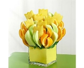 Comfort And Care Sympathy Fruit in Mount Morris MI, June's Floral Company & Fruit Bouquets