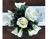Classic Rose Corsage in Redmond WA, Bear Creek Florist