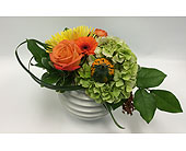 Table Centrepiece in Belleville ON, Live, Love and Laugh Flowers, Antiques and Gifts