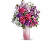 Teleflora's Petal Perfect Bouquet in Traverse City MI, Cherryland Floral & Gifts, Inc.