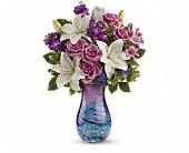 Teleflora's Artful Elegance Bouquet in New Britain CT, Weber's Nursery & Florist, Inc.
