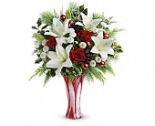 Teleflora's Holiday Artistry Bouquet in Highlands Ranch CO, TD Florist Designs
