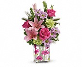 Teleflora's Thanks In Bloom Bouquet in Ammon ID, Petal Passion