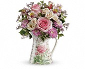 Teleflora's Fill My Heart Bouquet in New Britain CT, Weber's Nursery & Florist, Inc.