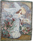 Angel Of Love Afghan  in Middletown, Ohio, Armbruster Florist Inc.