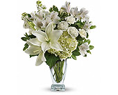Purest Love Bouquet in Smyrna GA, Floral Creations Florist