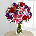 The Stunning Beauty Bouquet in Silver Spring MD, Colesville Floral Design