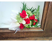 Casket Adornment in Mississauga ON, Flowers By Uniquely Yours