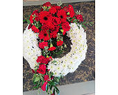 Wreath Tribute in Mississauga ON, Flowers By Uniquely Yours