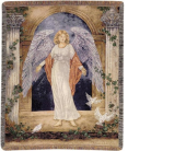 Guardian Angel Throw in Hollidaysburg PA, Warner's Florist Gifts & Greenhouse