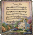 Church in the Country Tapestry Throw in Hollidaysburg PA, Warner's Florist Gifts & Greenhouse