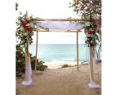 Ceremony Staircase in Stuart, Florida, Harbour Bay Florist