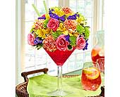 Sangria  Bouquet in Hillsboro OR, Marilyn's Flowers
