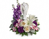 Teleflora's Beautiful Heart Bouquet in Port Alberni BC, Azalea Flowers & Gifts