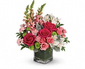 Teleflora's Garden Girl Bouquet in Canton NY, White's Flowers