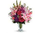 Teleflora's Morning Meadow Bouquet in Vancouver BC, Downtown Florist