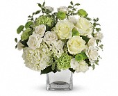 Teleflora's Shining On Bouquet in Canton NY, White's Flowers