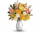 Teleflora's Soft Reflections Bouquet in Orlando, Florida, Elite Floral & Gift Shoppe
