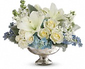 Telflora's Elegant Affair Centerpiece in Bradenton FL, Tropical Interiors Florist