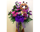 Purple Eyes in Katy TX, Kay-Tee Florist on Mason Road