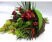 Tropical Bouquet in Belleville ON, Live, Love and Laugh Flowers, Antiques and Gifts