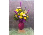Joy Of Spring Bouquet - Roak Special in Lewiston ME, Roak The Florist