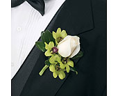 Boutonniere in Mississauga ON, Flowers By Uniquely Yours
