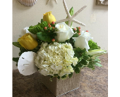 Smell the ocean in Melbourne FL, Paradise Beach Florist & Gifts