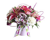 Pink Whirlwind in Villa Park IL, Ardmore Florist