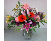 Natural Beauty Bouquet in Ottawa, Ontario, Glas' Florist Ltd.