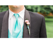 Wedding Boutonniere in Loudonville, Ohio, Four Seasons Flowers & Gifts